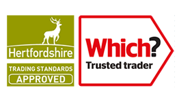 Endorsed by Which Trusted trader | Trading standards approved